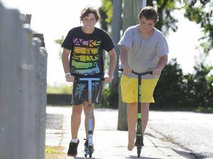Mum pushes for skate park at Ulmarra