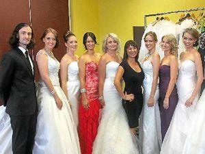 Wedding expo is a beacon for brides