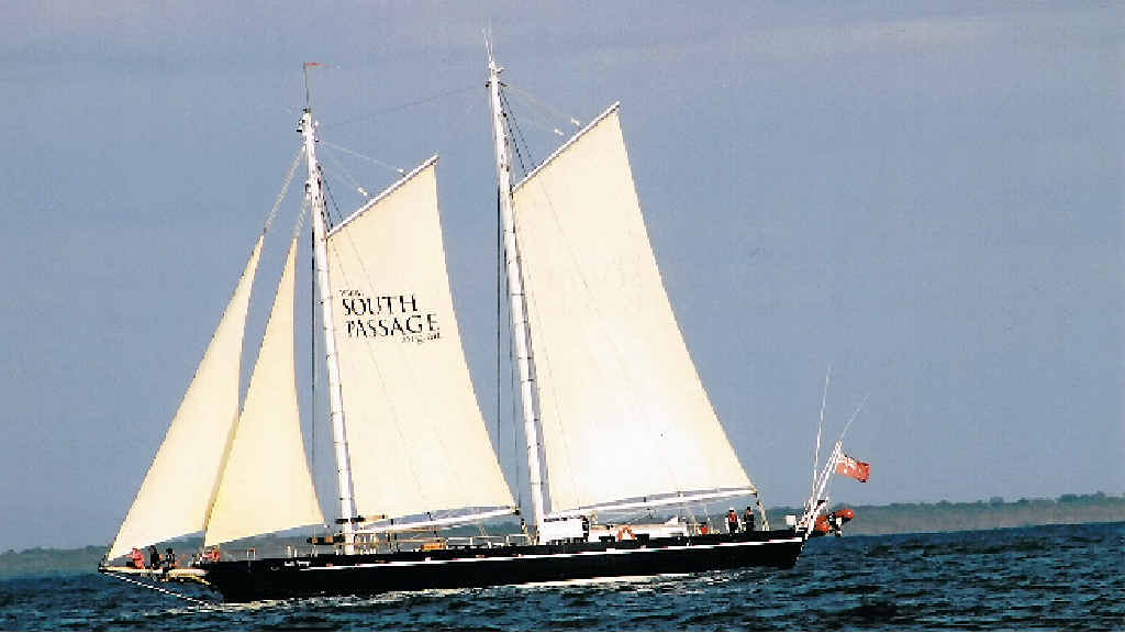 SET SAIL: The crew of South Passage wants to take Gladstone residents in this year's Gladstone to Brisbane Yacht Race.