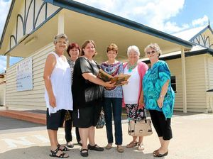 Laidley Hospital cracks a ton