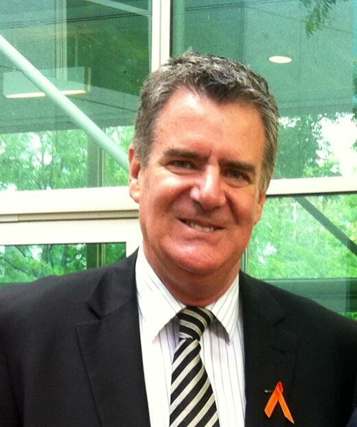Member for Ferny Grove Mark Furner