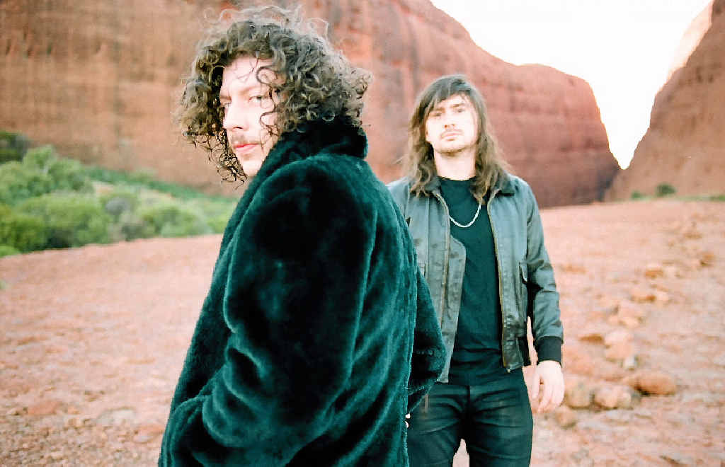 MUSIC TREATS: Peking Duk's Adam Hyde and Reuben Styles are preparing for their Gladstone gig at the Harvey Road Tavern tomorrow.