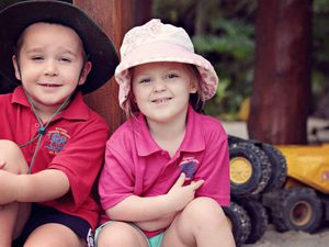 Four-year-old best friends remind us all what love is