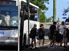 WORRIED: Sunshine Coast parents are concerned at the number of passengers on some school buses.