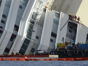 Doomed Costa Concordia ship was carrying mob drugs