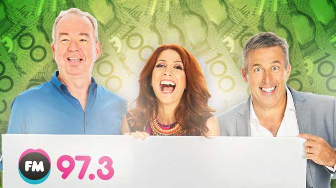 Robin, Terry and Bob test your knowledge each day with the 97.3FM $1000 minute