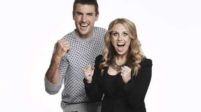 The Block Triple Threat contestants Darren and Deanne Jolly.