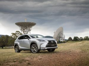 Lexus launches first turbocharged petrol model with NX 200t
