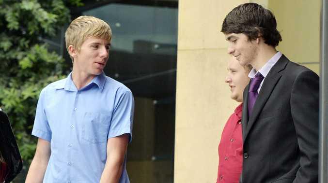 FUEL THIEVES: Ipswich Court, Jacob Charter, Matthew Webb, Brenten Dal Pastro.