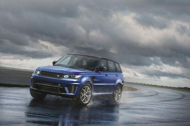 Range Rover Sport SRV.