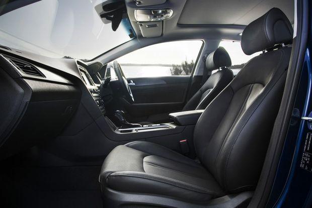 The 2015 Hyundai Sonata Premium.