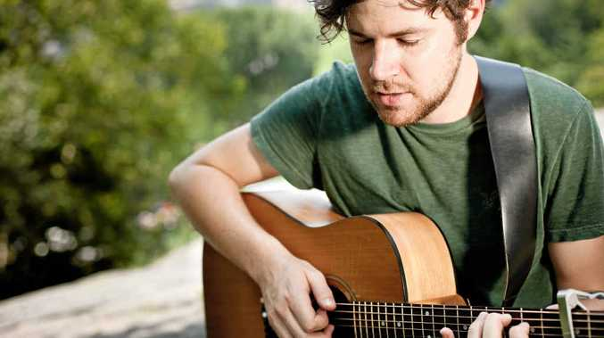 TOP NOTE: Indie-folk singer Jack Carty is just one of diverse cultural acts to be showcased as part of this year's plunge program, which has tripled in size from last year.