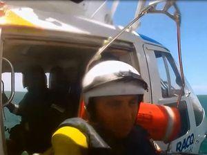 WATCH: Rescue crews practise skills