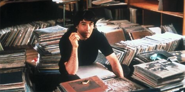 A scene from High Fidelity.