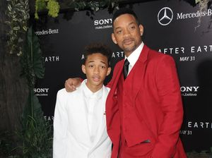 Will Smith's son owns one pair of shoes