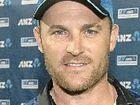 AIMING HIGH: New Zealand captain Brendon McCullum.
