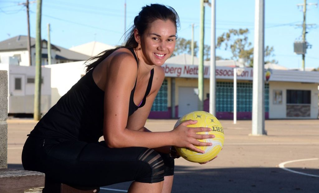 KEY RECRUIT: Bundaberg's Ameliaranne Wells will be key to the Mojo Pulse's chances in the ANZ Netball Championship.