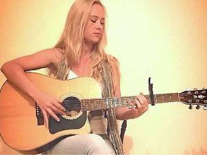 Singer Nicole Johannesen
