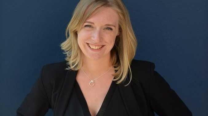 Sunshine Coast Daily editor Jenna Cairney.