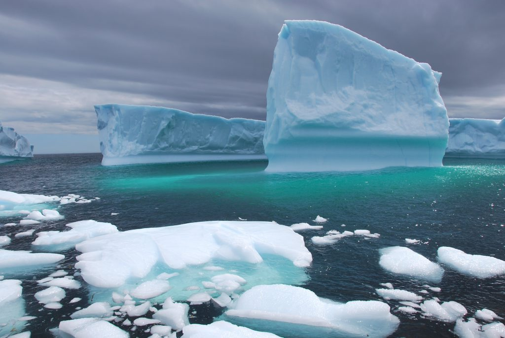 Chasing Ice will highlight some of the major problems that stem from climate change around the world. Photo Contributed