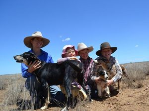 The drought's not over: families struggle in Outback