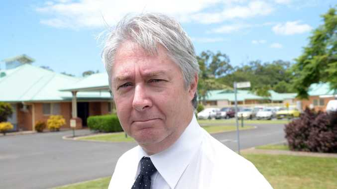 ABUSE ALLEGATIONS: Carinity CEO Jon Campbell says appropriate action was taken to rectify situation following a complaint about the management at Kepnock Grove.
