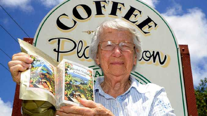 FEAST IN THE FIELD : Woombah Coffee co-owner Joy Phelps looking to attend the Grafton food event.Photo: Debrah Novak