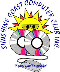 Weekly Meetings of Sunshine Coast Computer Club Inc at Community Hall, 87 Queen Street, Caloundra (Opposite Caloundra High School) each Sat 9 am to 12.10 pm