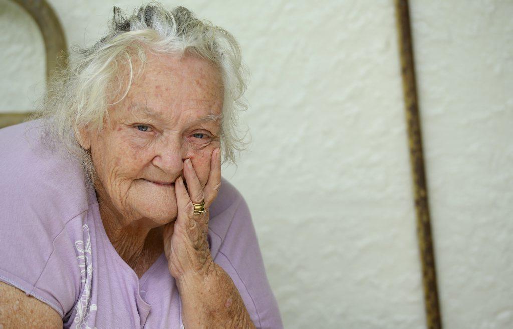 FED UP: Catharine Borghero is sick of the wild parties held in her neighbourhood.