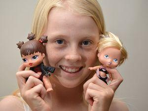 Mums make under oversexualised Bratz dolls