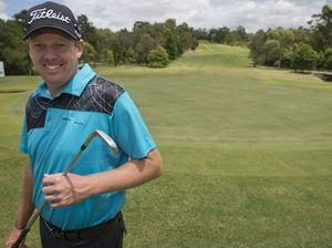 Steve Jeffress ready for PGA