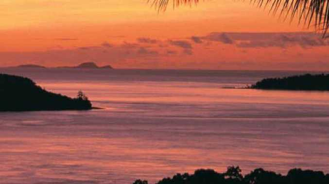 Cassie Lydiard loves going for day trips and overnight stays on lovely Hamilton Island.