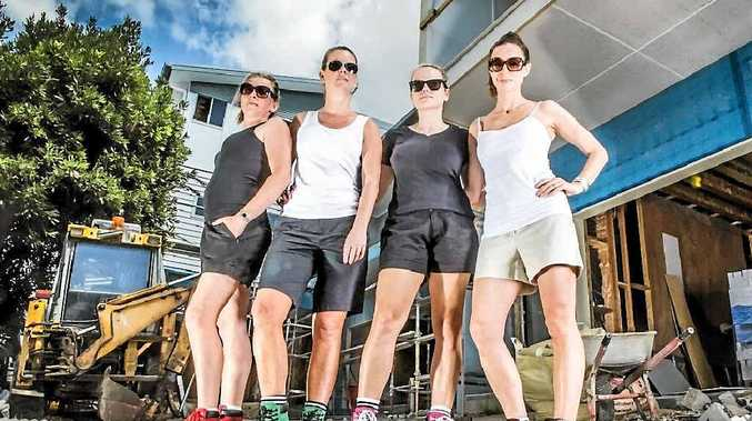 Australian Bureau of Statistics figures show the Mackay region has about 1400 Mackay women on site.