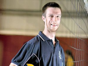 Gladstone High has the edge with volleyball coach