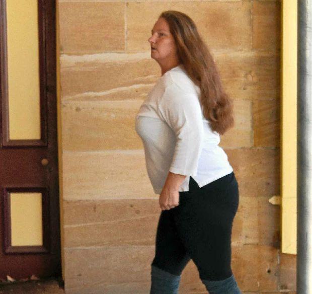 ACCUSED: Bronya Schoner has been in custody since the crash last year.