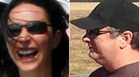 Simone Anne Wright and Paul James Bennett on the run