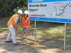 Work on Riverside Dr upgrade in Nambucca Heads begins