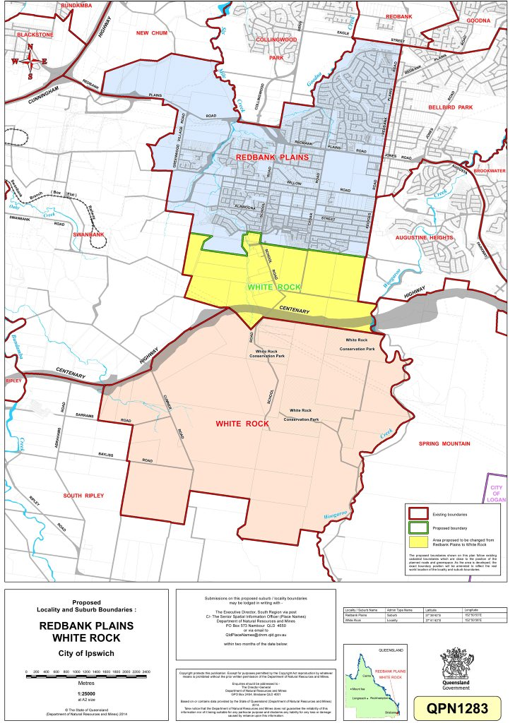 CONTROVERSIAL BID: The proposed boundary realignment.