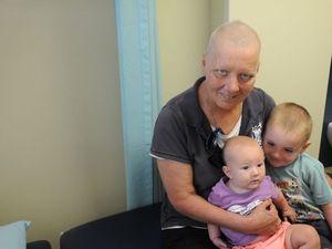 Fierce-willed women battle effects of cancer