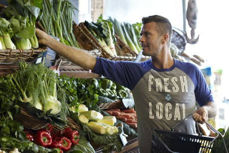 Pete Evans delivered his paleo way message to Toowoomba residents. Photo Contributed