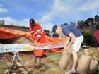 Residents seeking sandbags ahead of possible flooding