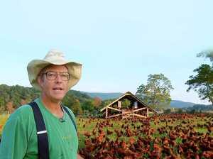 American farming identity to speak in Byron Bay