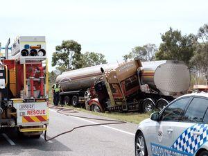 Dash cam will help police investigate fatal crash near Bowen