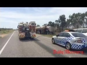 Woman killed in collision on Bruce Hwy near Bowen