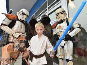 Stormtrooper charity walk