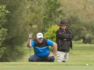 Blyth and Townsend share Queensland PGA day-one lead