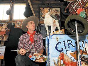 Circus the singing dog passes away