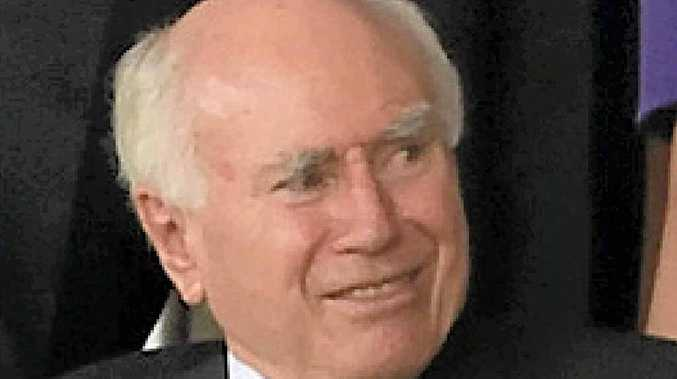 Former PM John Howard.