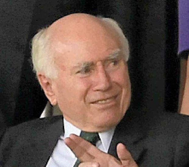 Former PM John Howard.