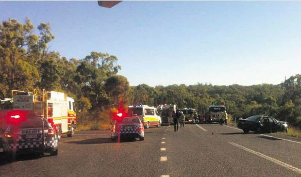 Victorian woman Bronya Schoner yesterday pleaded guilty to causing a fatal crash on the New England Hwy last year.